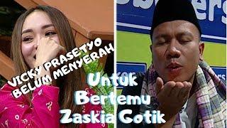 Gambar cover Vicky Prasetyo Belum Menyerah Untuk Bertemu Zaskia Gotik   Pesbukers