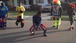 Street Dance Maestros - Tommy the Clown & the Hip Hop Clowns 2012