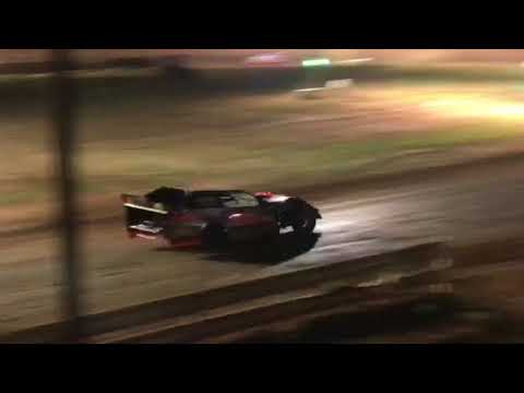 Austin Moreland feature race Abilene Speedway 06/16/2018