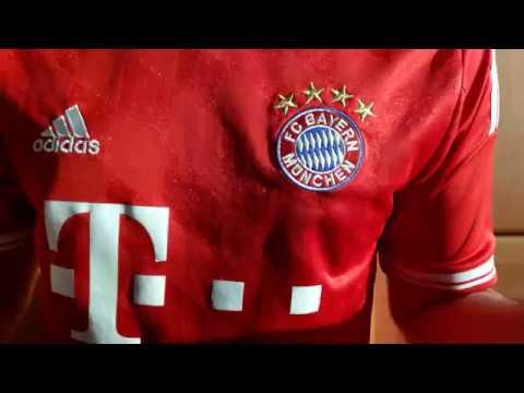 Spaß mit FC Bayern München Luftballon