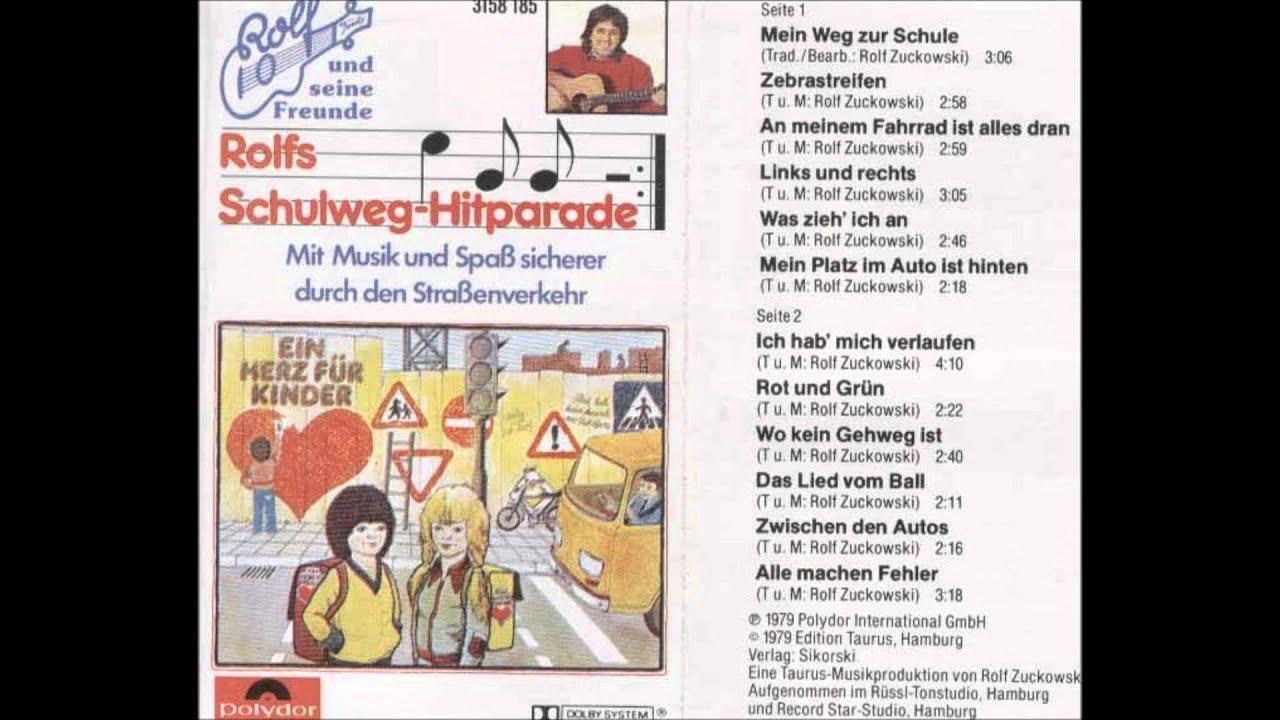 Rolfs Schulweg Hitparade Was zieh ich an