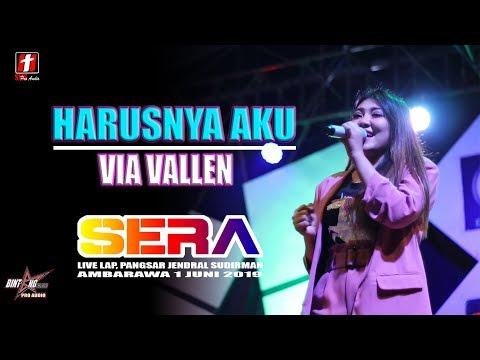 HARUSNYA AKU VIA VALLEN TERBARU OM SERA LIVE AMBARAWA 2019