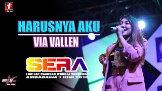 Download lagu HARUSNYA AKU VIA VALLEN TERBARU OM SERA LIVE AMBARAWA 2019