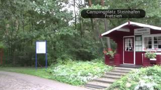 Campingplatz Steinhafen Pretzien