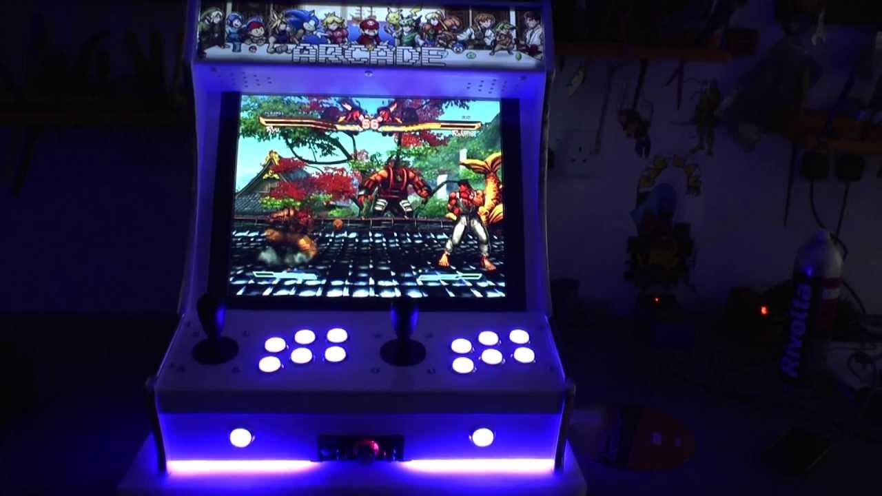 Tabletop Arcade Machines: Half-Cabinet, Half-Amazing