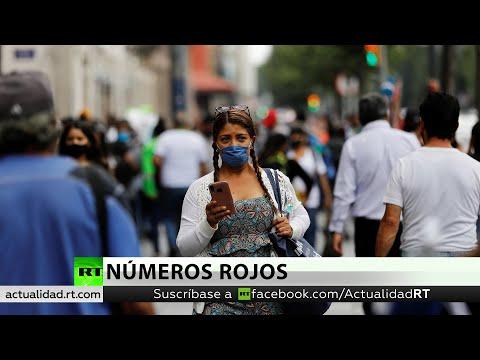 México se convierte en el tercer país con más víctimas del coronavirus
