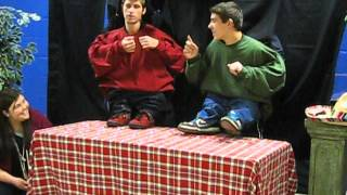 Canyon Chapel Funny Christmas Skit-Small Man Medley