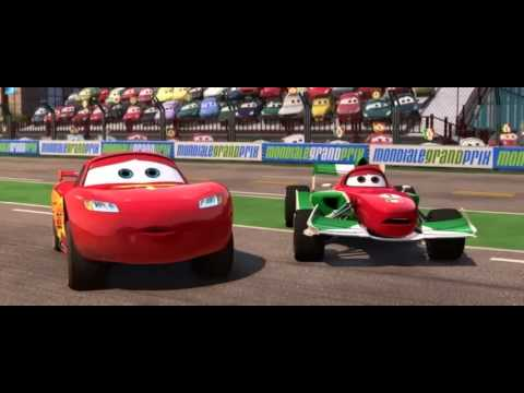 cars 2 crash scene youtube. Black Bedroom Furniture Sets. Home Design Ideas
