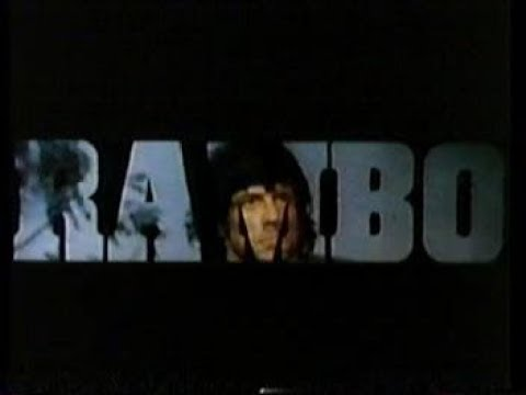 Rambo: First Blood Part II (1985) - Teaser Trailer