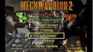 mech warrior 2 review