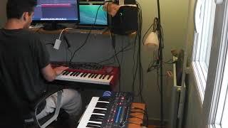 Christian Scott - An Unending Repentance (Piano Solo Cover)