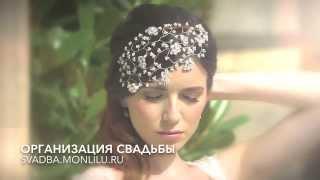 Свадебные аксессуары для волос тренд 2014 года