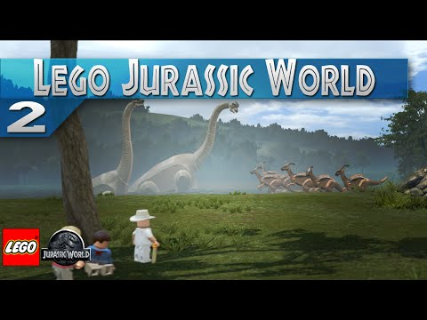 Lego Jurassic World || 2 || Welcome to Jurassic Park