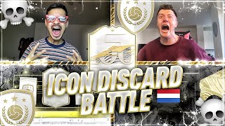 FIFA 21 : 4x ICON DISCARD BATTLE 😱🔥 (NEUES FORMAT?!)