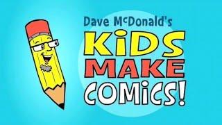 Video Kids Make Comics#1: Simple Shapes make Super Characters! download MP3, 3GP, MP4, WEBM, AVI, FLV Oktober 2018