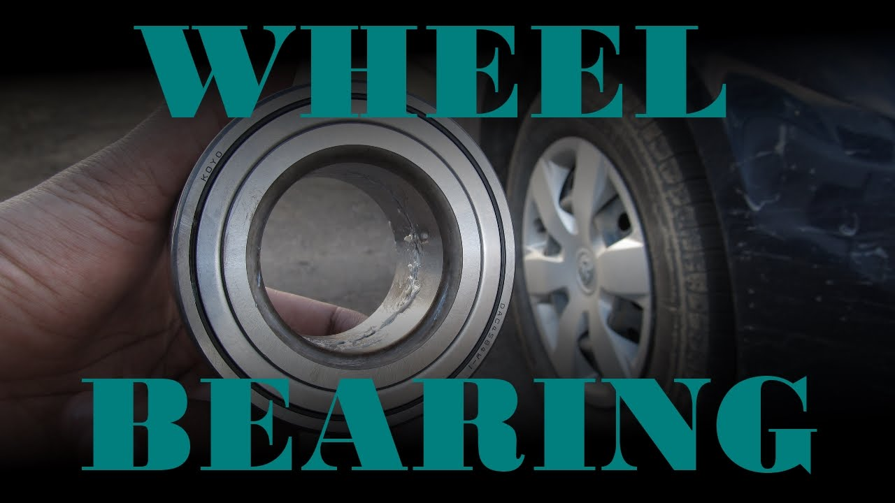Front Wheel Bearing Replacement Youtube Ididit Wiring Diagram