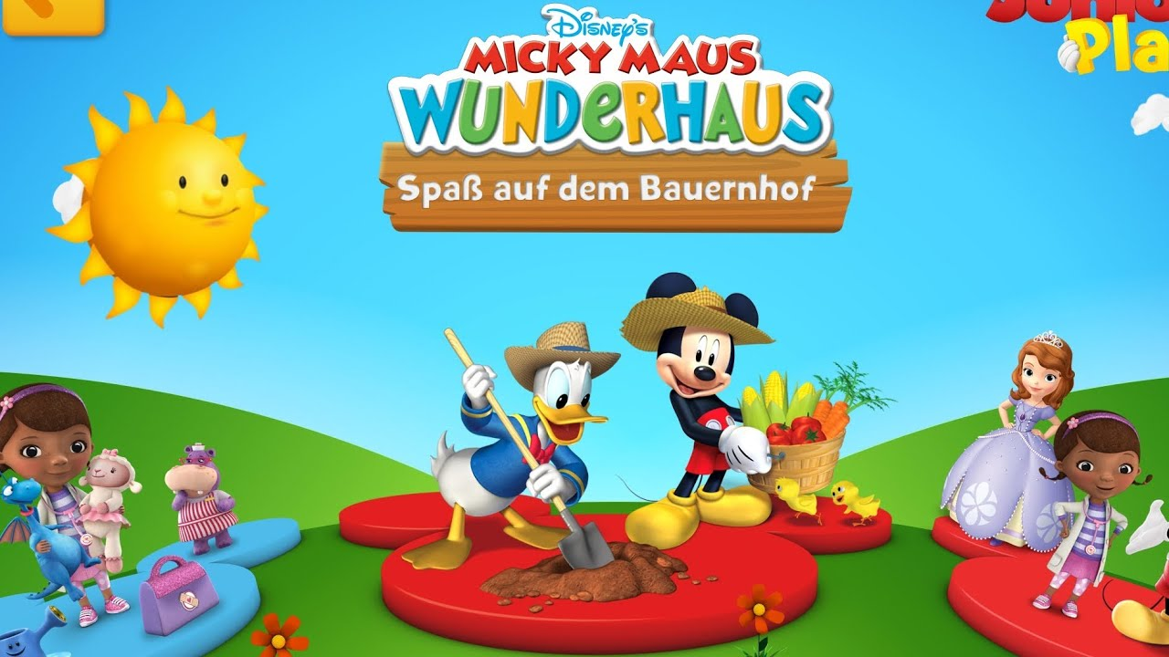 Disney Junior Spiele
