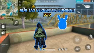 Ada Tas Iluminati Di Free Fire??? | Free Fire Indonesia |