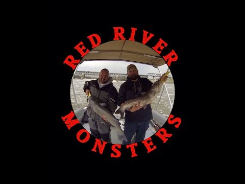 Part 1 Red River Monster Channels Lockport/Selkirk Manitoba Canada Miracle Mile!