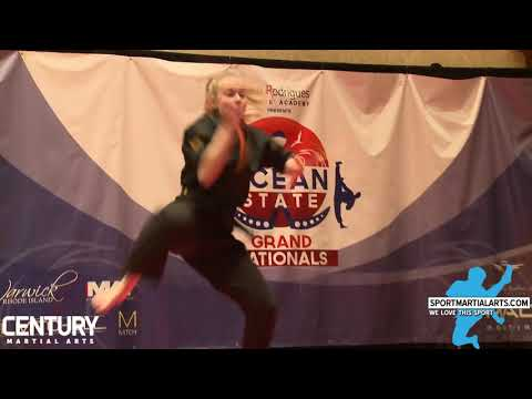 Sammy Smith | 2018 Ocean State Grand Nationals | Women's Weapons Overall Grand Championship