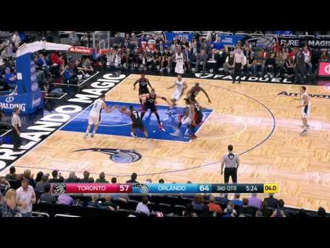 Toronto Raptors vs Orlando Magic | February 3, 2017 | NBA 2016-17 Season