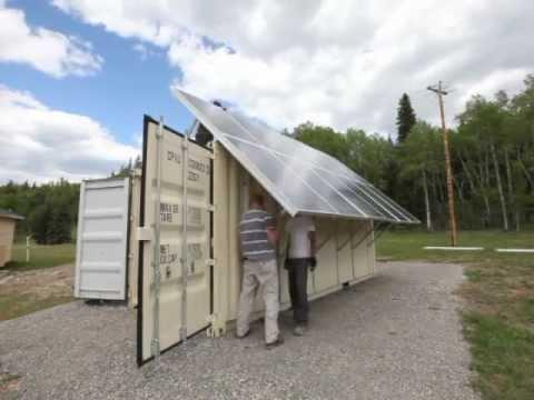 SunDragon Portable Solar Power System