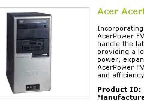 ACERPOWER FV WINDOWS 8 X64 DRIVER