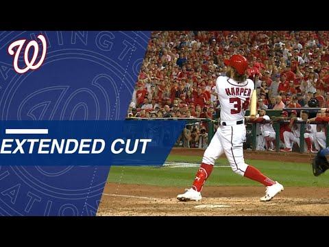 Harper and Zimmerman's clutch homers in NLDS Game 2