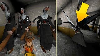 ВЗОРВАЛ АРМИЮ КЛОНОВ МОНАХИНИ И СЛОМАЛ ИГРУ! - The Nun | Монахиня | Evil Nun