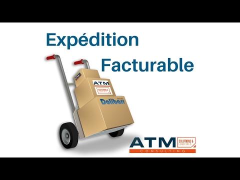 Dolibarr : Module Expédition facturable