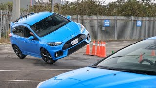 Gambar cover Auditioning To Be A Hollywood Stunt Driver [Ford Focus RS]