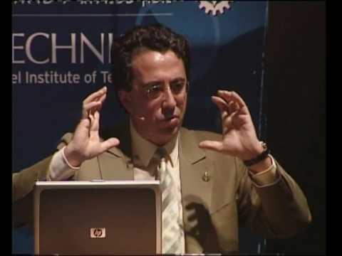 Dr. Santiago Calatrava Lecture Series 2006 at Technion, Lecture 1 B