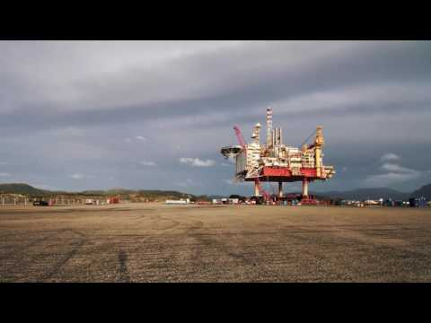 Veolia UK | Decommissioning of YME oil platform