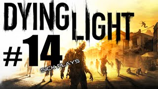 Dying Light Part 14 Playthrough w/ SICK - Open the valve under the overpass and in the tunnel