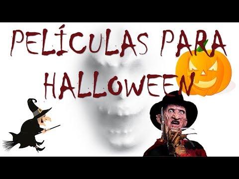 Algunas películas para ver la noche de Halloween # Películas de miedo # Largometrajes de terror