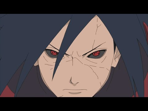 Madara vs Shinobi Alliance Full Fight HD 60FPS