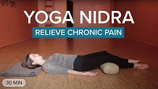Yoga Nidra Relaxation For Chronic Pain