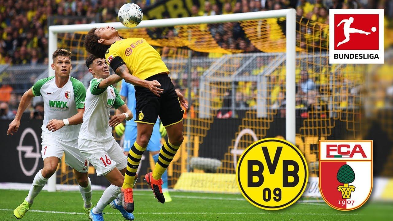 Bvb Vs Augsburg