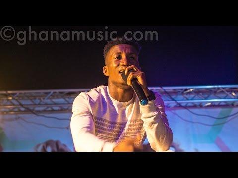 Kofi Kinaata - Performance @ the Northern Xplosion with Maccasio | Ghana Music.com Video
