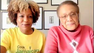 Cook Like a Jamaican's Mama Fay and Angela