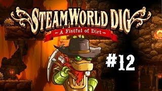 SteamWorld Dig (PC/Gameplay/Full HD) {deutsch} - #12 Von Laser gejagt