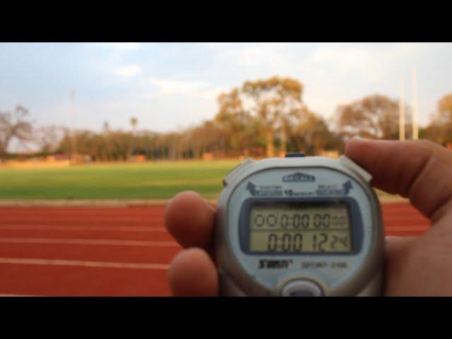 #THEDOMEVTFC / Boys14 / Stefan van Niekerk / 100m / 12:24