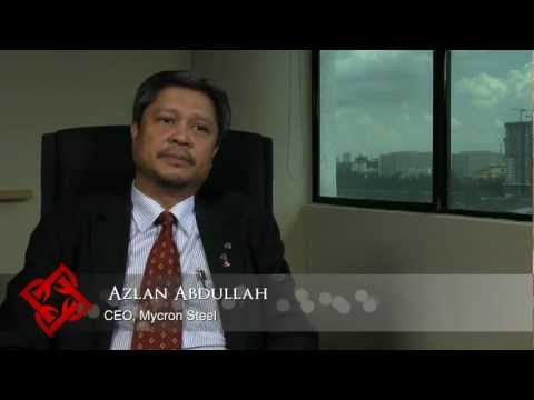 Executive Focus: Azlan Abdullah, CEO, Mycron Steel
