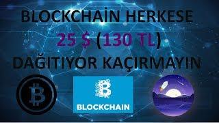 blockchan herkese 25 daitiyor kayit ol 130 tl kazan