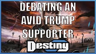 "Download Video Debating a 15 year old ""Avid"" Trump Supporter MP3 3GP MP4"