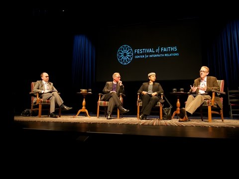 Contemplation and Action  Q&A w Amb.Shabazz, Bishop Marc Andrus & Christopher Pramuk