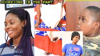 Download Marvelous Comedy - SCORPIONS IN THE PANT (Family The Honest Comedy)