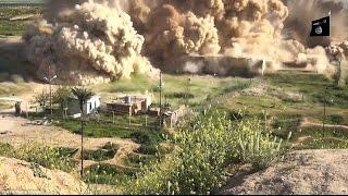 Сирия. Эксклюзив! Миг 21 скинул бомбу прямо в окоп террористов ИГИЛ  Новости Сирии сегодня  Syria