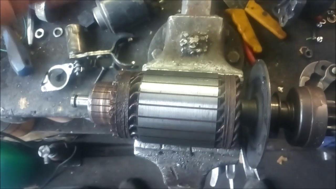 Etwas Neues genug Deutzanlasser beschleunigen (Reparatur) - YouTube @LS_98