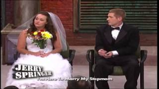 Watch what happens when a groom decides to tell his fiance, on thei...